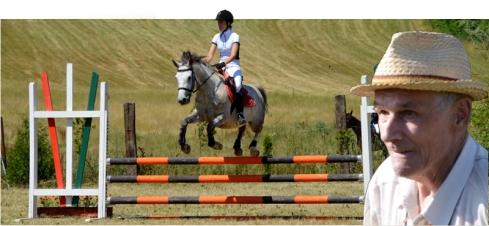 Konské preteky Brzotín